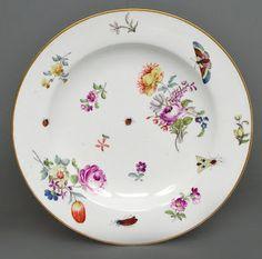 7 das Artes: Lindos pratos de porcelana.