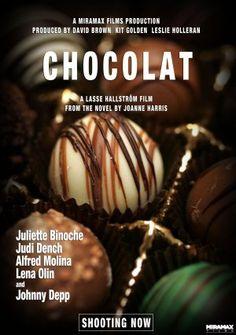 Csokoládé / Poszter (2000)