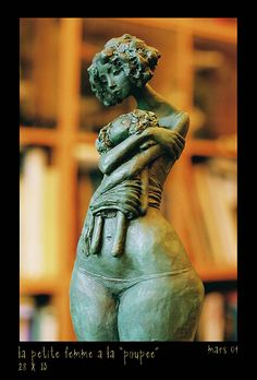 Valerie Hadida petite femme a la poupee 01 | Flickr - Photo Sharing!