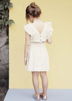ba3c51216e6 Kids - Clothes · Le charme discret de Louis Louise   collection  printemps-été 2014. Little Girl Fashion