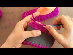 Papuc Patik Modeli - YouTube