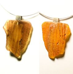 FREE Shipping Genuine Baltic Amber Pendant, Silver 925, honey,  transparent, amberstone  New, UNIQUE von JewellerWithSoul auf Etsy