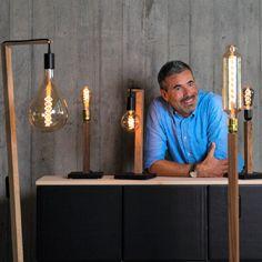 Design Leuchten Von Kapitel2 Hergestellt In Einer Berner Manufaktur Mit Dimmbaren Led Lampen Leuchten Mit Schlichtem Design Design Leuchten Led Lampe Lampen