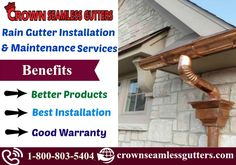 Rain Gutters Installation Specialists in Florida