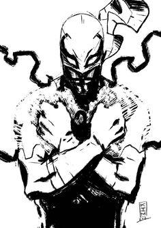 Iron fist Boy by KimJacinto on DeviantArt