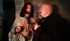 Cesare in chains? A new still from Borgia: Faith and Fear season 3. Set to air in Europe in September 2014 and hopefully be picked up by Netflix in Oct/Nov 2014.