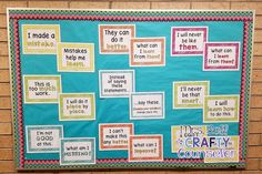 Growth Mindset Posters! Just in time to give students a boost around test taking season.