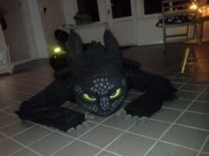 Toothless Cosplay - I'm Coming After YOU! by TheBandicoot