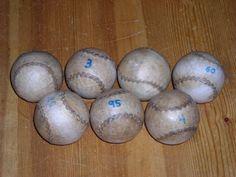 Pelota vasca cesta punta jai alai ball | eBay