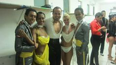 Carlos Hernandez and Arlette Guerra !!  NY Style !!