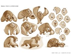 Bobby Pontillas Character Design 2013 ★ Find more at http://www.pinterest.com/competing/