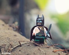Just another day for Batman #happysunday #batman #legodc #myminifigs