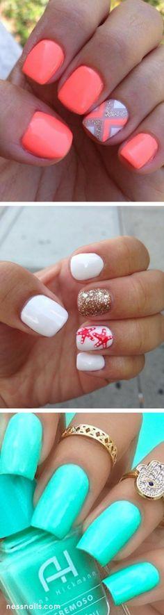 summer nail design ideas