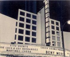 Benny More at THE HOLLYWOOD PALLADIUM with Tito Puente Orchestra (Los Angeles_California, 1958) Celebrate Hispanic Heritage Month with a Tribute to the Music of Cuban Icon Benny More at MOLAA on Sunday, September 28 at 4pm  www.molaa.org/concertseries.aspx  ___Benny More, Que Bueno Canta Usted!!! with Lucas Van Merwijk, Calixto Oviedo and CSULA Afro-Latin Ensemble directed by Dr. Paul De Castro will offer an opportunity to experience for the first time in Los Angeles the legacy of Benny…