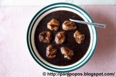 kopai samoan recipe (dumplings cooked in Samoan cocoa)