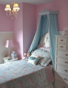20 Girly Bedroom Ideas Fit For A Princess