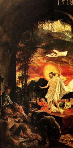You will show me the path to life, abounding joy in your presence, the delights at your right hand forever. (Psalm // Resurrection of Christ / Resurrección de Cristo // 1518 // Albrecht Altdorfer // Kunsthistorisches Museum // Saint Florian, Religious Paintings, Religious Art, Religious Images, Catholic Art, Hans Baldung Grien, Kunsthistorisches Museum Wien, Albrecht Dürer, Hans Holbein
