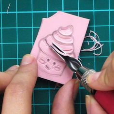 Nicole Stagg Studio - How to: Make your own rubber stamp