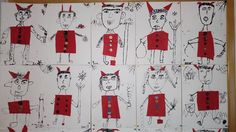 Saint Nicholas, Advent Calendar, Kindergarten, Carnival, Crafts For Kids, Holiday Decor, Christmas, How To Make, Classroom