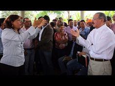 """""""La prioridad del gobierno es la vida de la gente"""": Danilo Medina"""