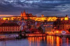 Praga, República Checa...la ciudad de las 100 torres