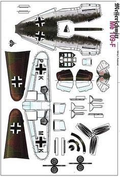 Meschersmitt Me 109-F | Tom Wigley | Flickr