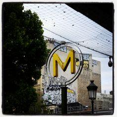 http://www.sophieetchart.com http://instagram.com/etchartphotographe #metro #paris #subway