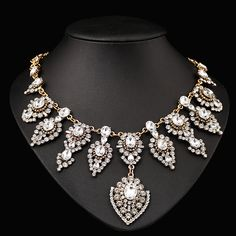 Cheap necklace chunky, Buy Quality necklace bear directly from China necklace roman Suppliers: Spain Famous Brand  Necklace ,Collier Femme  De Marque,Collares Mujer Joyeria Bisuteria Gargantillas,Grandes Colar Crist
