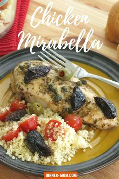 Copycat of the Silver Palate's Chicken Marbella makes any day special!