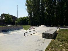 #skatepark #rollline #roller #skate #freestyle #street #slalom #aggressive #pattinaggio #oamiskateplaza #faenza