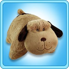 Pillow Pets Pee Wees Snuggly Puppy Dog 11 Comfy Cozy Chenille Brown As Seen ON TV *** See the photo link more information. (This is an affiliate link). Buy Pillows, Animal Jam, Animal Pillows, Pet Puppy, My Guy, Animals And Pets, Dogs And Puppies, Pillow Pets, Plush