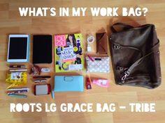 karsaidwhat: What's in my work bag?