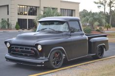 Roadster Shop's '69 Craftsman Tools Chevy C-10 on Forgeline CF3C Concave Wheels