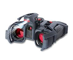 Spy Gear Spy Night Scope. This ultra-high-Night Scope Binoculars with a secret stealth mode spotlight that equipped them to make invaluable for the night. You can save up to 25 feet away to see, even in the dark! This has won awards for design.