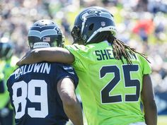 Five Observations From The Seahawks' First Practice Of Training Camp | Seattle Seahawks