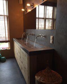 Prachtige keramische tegel net echte natuursteen impermo zen badkamers pinterest more - Decoratie zen badkamer ...
