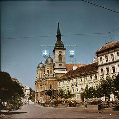Bratislava Slovakia, Old Photos, Barcelona Cathedral, Taj Mahal, City, Photography, Travel, Times, Geo