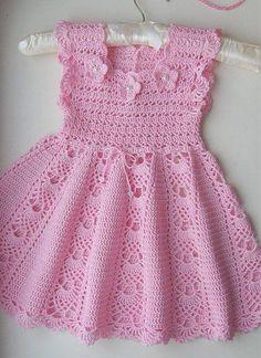 Infant Dress (No Pattern)