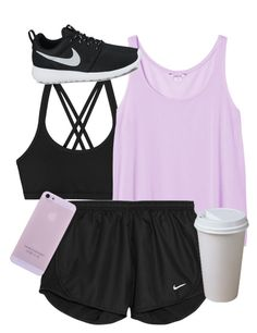 """Gym "" ❤ featuring moda, Patagonia, Monki e NIKE Sporty Outfits, Athletic Outfits, Mode Outfits, Dance Outfits, Outfits For Teens, Fashion Outfits, Athletic Clothes, Gym Outfits, Fitness Outfits"
