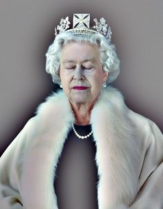 "ⓦ Women's Wisdom & Wit ⓦ funny & inspirational quotes from women aging gracefully | Queen Elizabeth II:  ""Grief is the price we pay for love."""