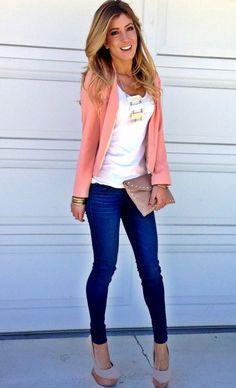 Blue Jeans , Shoedazzle en Tacones / Plataformas, Forever21 en Clutches…