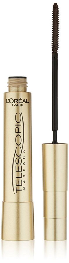 Amazon.com : L'Oréal Paris Telescopic Original Mascara, Black, 0.27 fl. oz. : Loreal Telescopic Mascara : Beauty