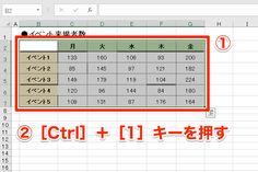 【エクセル時短】罫線や色、何度も設定してない? セルの書式は「まとめて設定」が吉! Periodic Table, Knowledge, Study, Business, Tips, Periodic Table Chart, Studio, Periotic Table, Studying