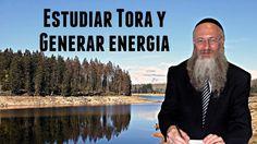 Estudiar Torá y generar energía
