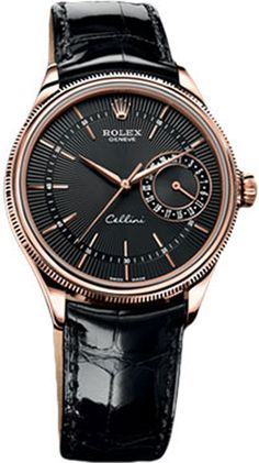 Buy Rolex Cellini Dual Time Watches, authentic at discount prices. All current Rolex styles available. Rolex Watches For Men, Best Watches For Men, Luxury Watches For Men, Cool Watches, Men's Watches, Watches Online, Elegant Watches, Beautiful Watches, Casual Watches