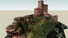Burg Trifels - 3D Warehouse