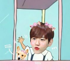 Baekhyun, Exo Kai, Bias Kpop, Exo Memes, Picts, Chanbaek, Derp, My King, Fangirl
