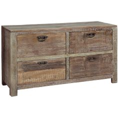 Hamshire 4-drawer Dresser | Overstock.com Shopping - Great Deals on Kosas Collections Dressers