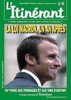 La loi Macron 1 an après, L'Iti n°1137
