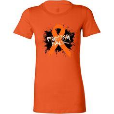 Skin Cancer Fighting Back T-Shirts #SkinCancer #SkinCancerawareness #SkinCancerShirts